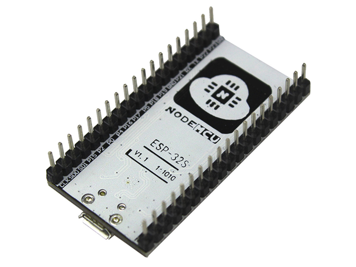 NodeMCU-32S ESP32 WiFi, Bluetooth, USB, PCB Antenna, ESP-32S, 38 pins