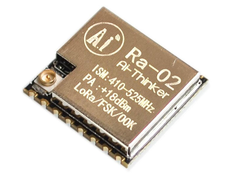LoRa SX1278 Module, 20dBm, 433MHz, SPI, U FL