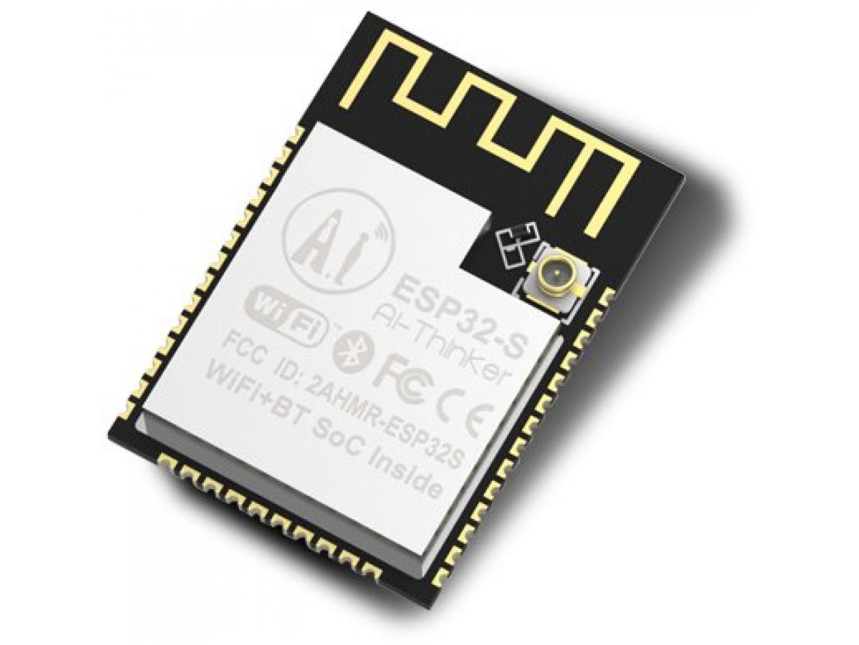 ESP32-S WiFi & Bluetooth Module with ESP32 and PCB/IPEX(u fl
